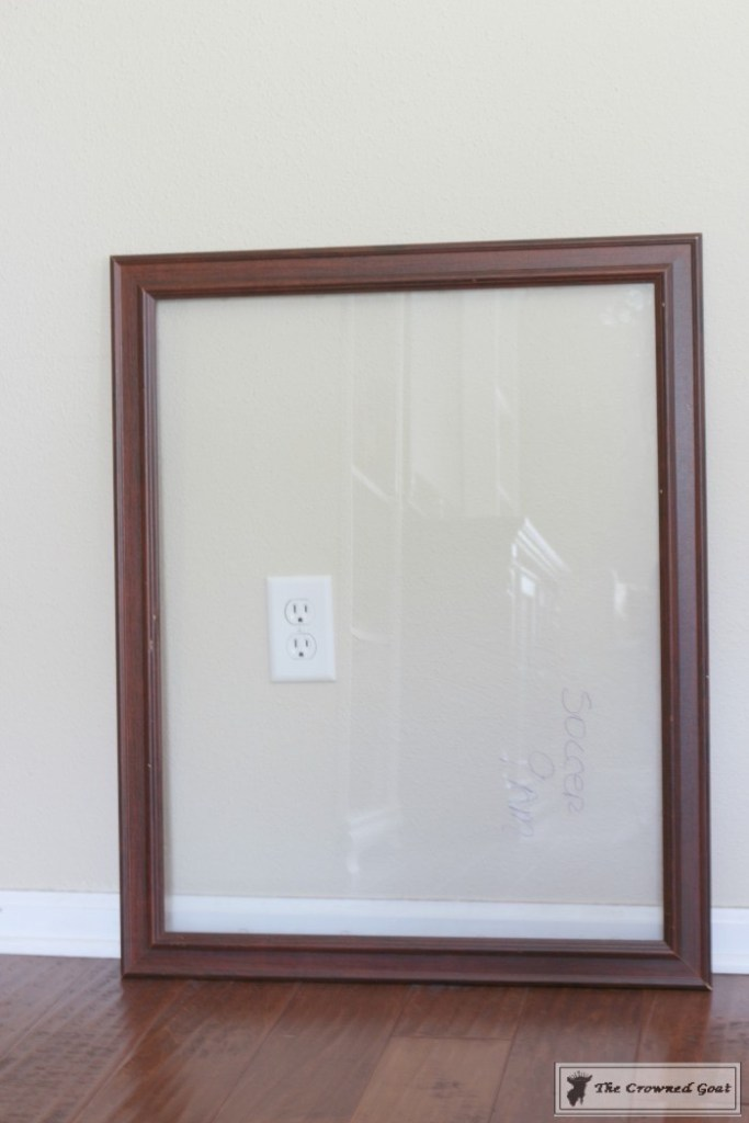 Easy DIY Dry Erase Board-6