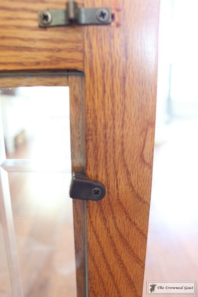 Snow-White-Media-Cabinet-Makeover-3-683x1024 Media Cabinet Makeover in GF Snow White Painted Furniture