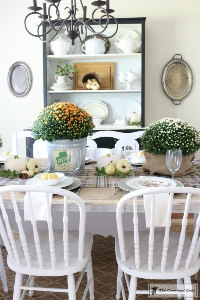 Fall-Decorating-in-the-Dining-Room-12-683x1024 Fall Decorating in the The Dining Room Decorating DIY Fall Holidays