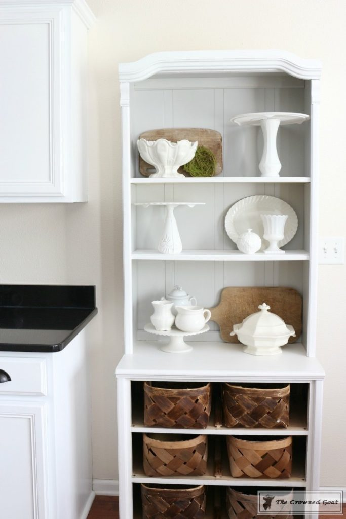 Farmhouse-Kitchen-Makeover-Reveal-15-683x1024 A Simple Cottage Kitchen Makeover: The Reveal Decorating DIY Painted Furniture