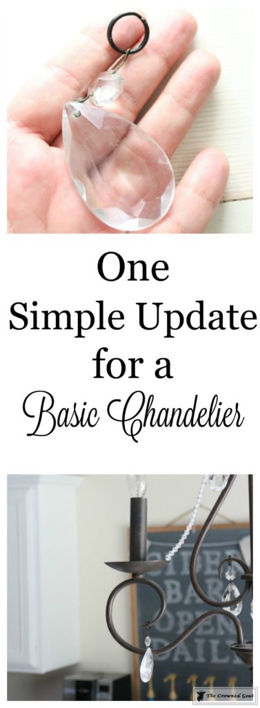 Update-Chandelier-with-Crystals-3-377x1024 One Easy Update for a Simple Chandelier DIY