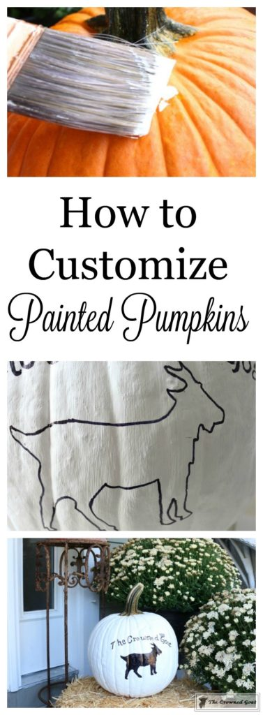 How-to-Customize-a-Painted-Pumpkin-1-377x1024 How to Personalize Pumpkins with Paint Decorating DIY Fall