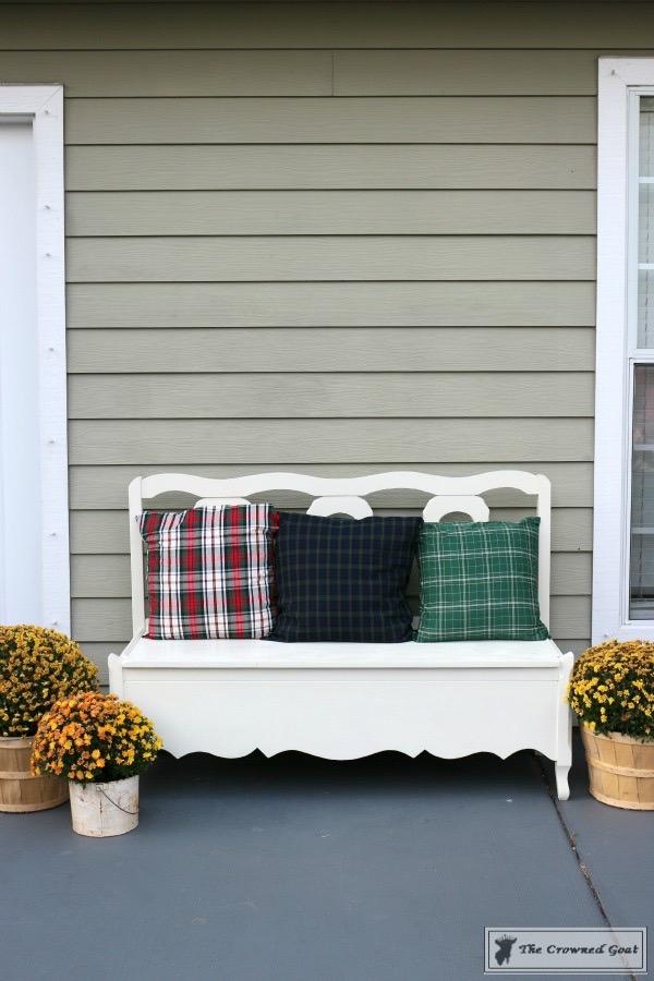 Outdoor-Fall-Tablescape-9 Outdoor Fall Tablescape Decorating DIY Fall Holidays