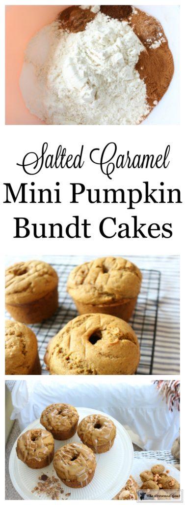 Salted-Caramel-Pumpkin-Bundt-Cakes-1-377x1024 Salted Caramel Mini Pumpkin Bundt Cakes Baking Fall
