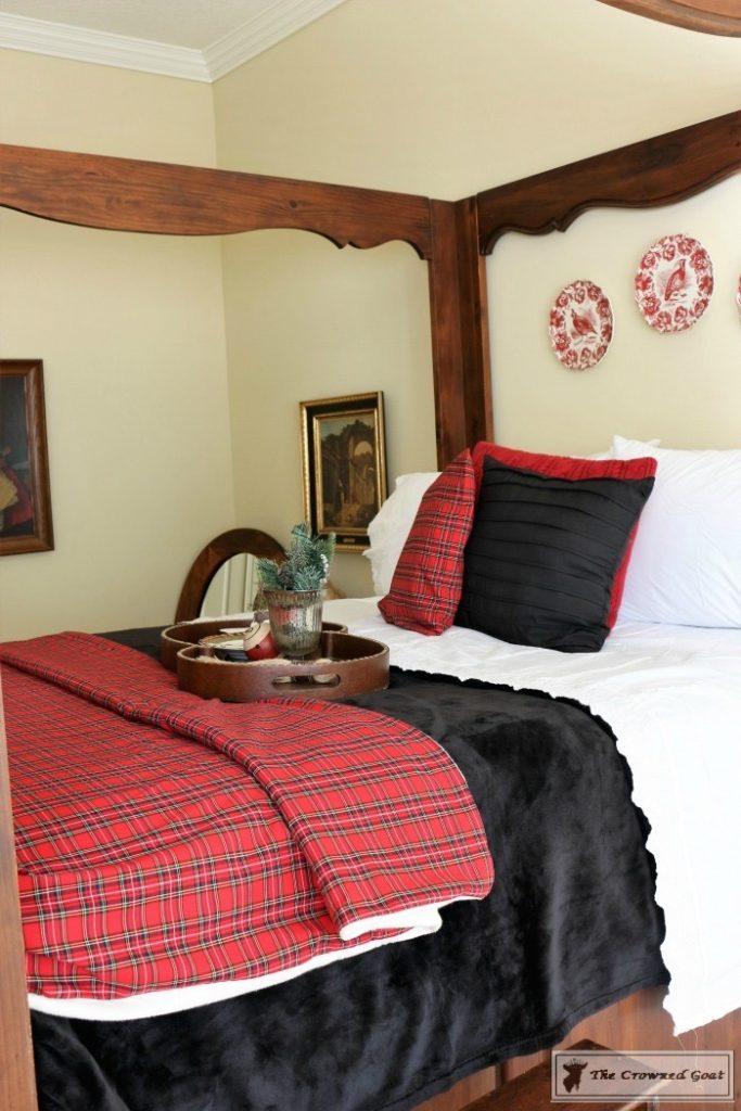 Bliss-Barracks-Traditional-Christmas-Bedroom-11-683x1024 Christmas Inspired Bedroom at Bliss Barracks Christmas DIY Holidays