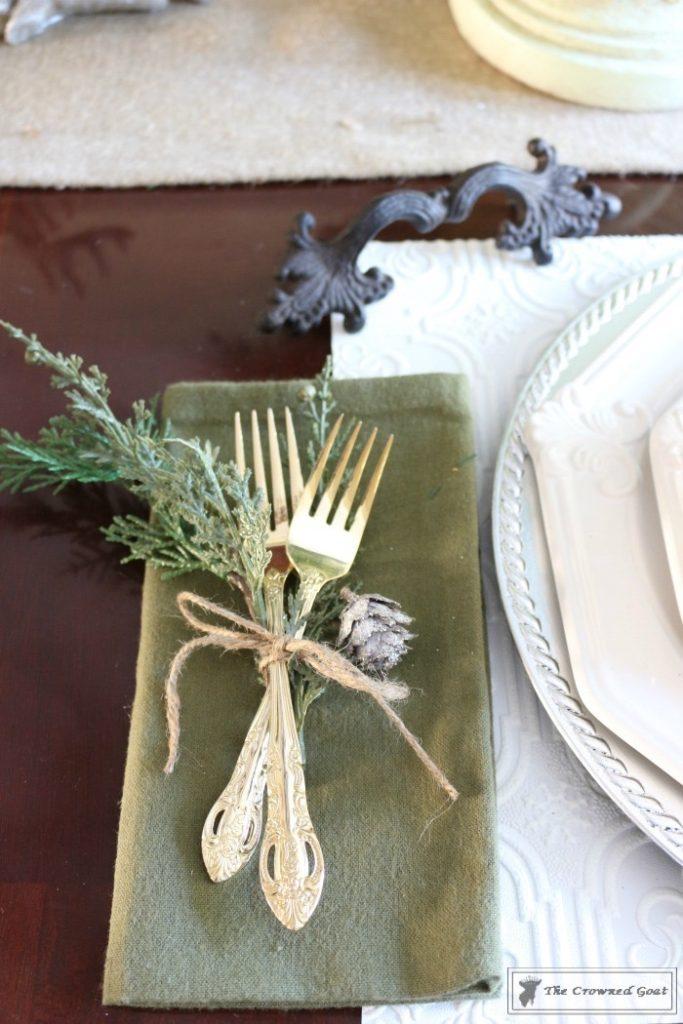 Bliss-Barracks-Traditional-Christmas-Dining-Room-6-683x1024 Traditional Christmas Dining Room at Bliss Barracks Christmas DIY Holidays