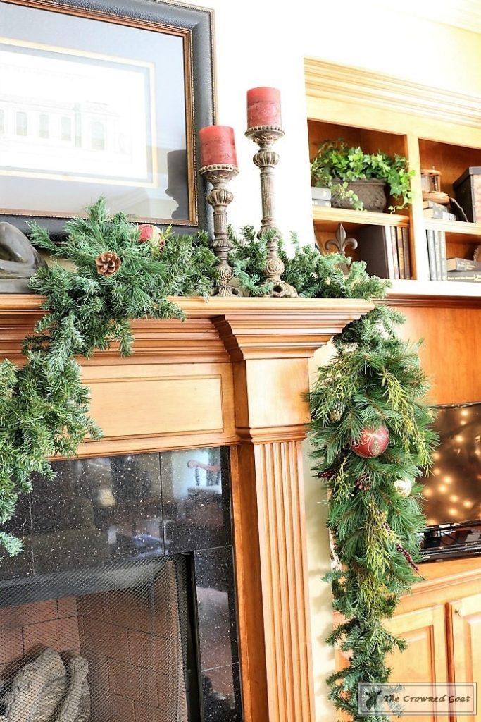 Bliss-Barracks-Traditional-Christmas-Tree-Living-Room-9-683x1024 Traditional Christmas Living Room at Bliss Barracks Christmas DIY Holidays