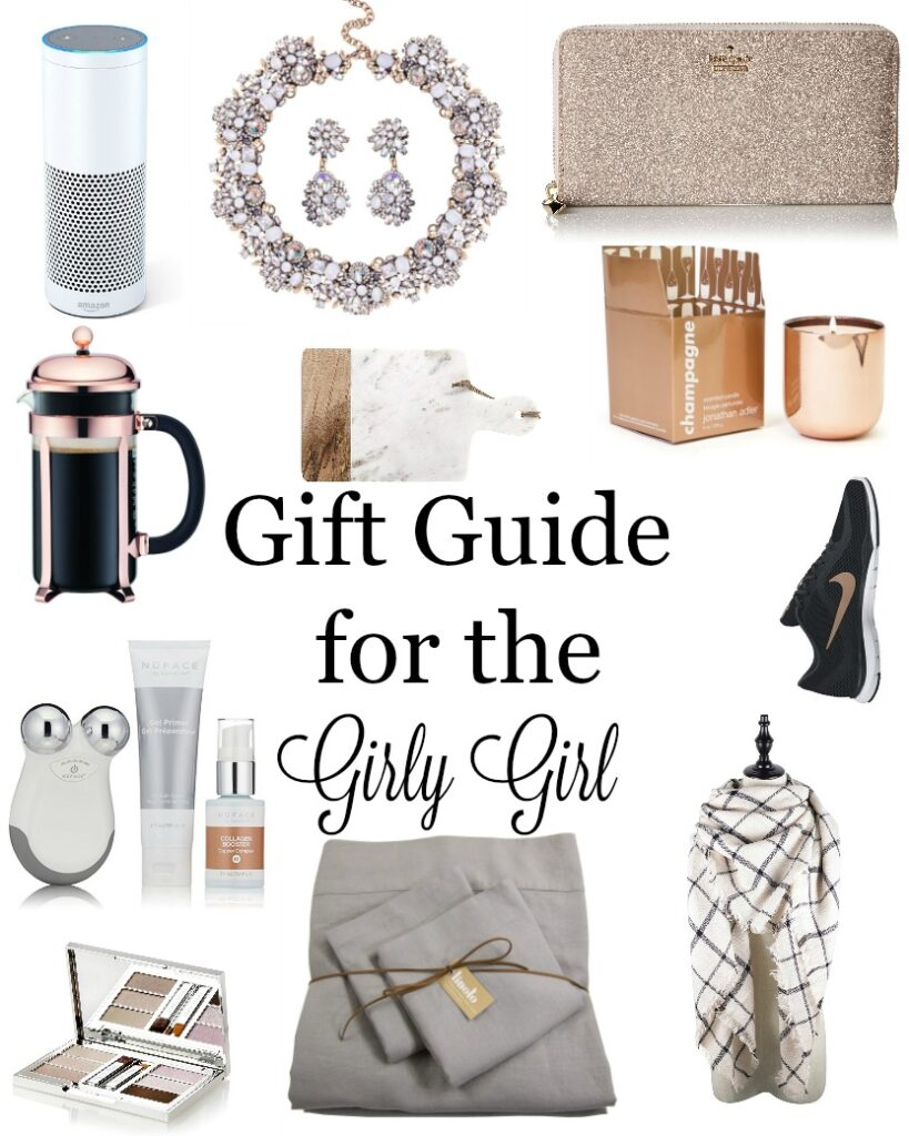 Gift-Guide-for-the-Girly-Girl-819x1024 2016 Holiday Gift Guide Christmas DIY Holidays
