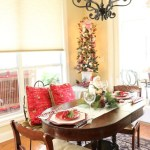 Gingerbread Inspired Breakfast Nook and Kitchen Tour