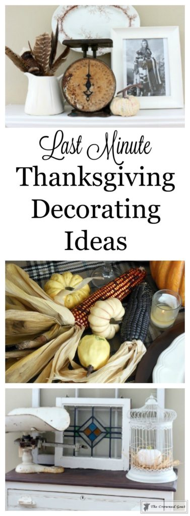 Thanksgiving-Home-Tour-2-377x1024 Last Minute Thanksgiving Decorating Ideas Decorating Holidays