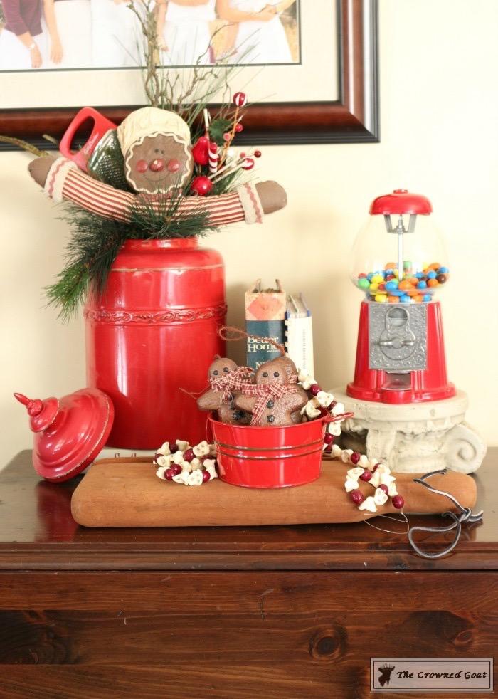 Traditional-Christmas-Home-Tour-12 Traditional Christmas Home Tour at Bliss Barracks Christmas DIY Holidays