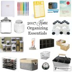 2017 Organizing Essentials