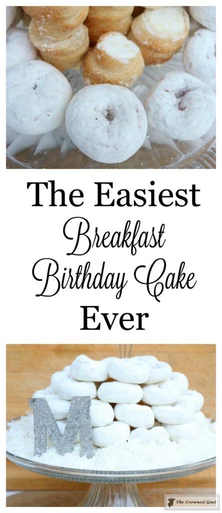 Breakfast-Birthday-Cake-1-443x1024 The Easiest Breakfast Birthday Cake Ever Baking DIY