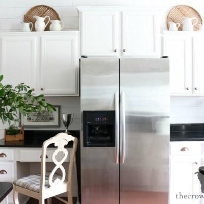 The Best Way To Organize the Kitchen