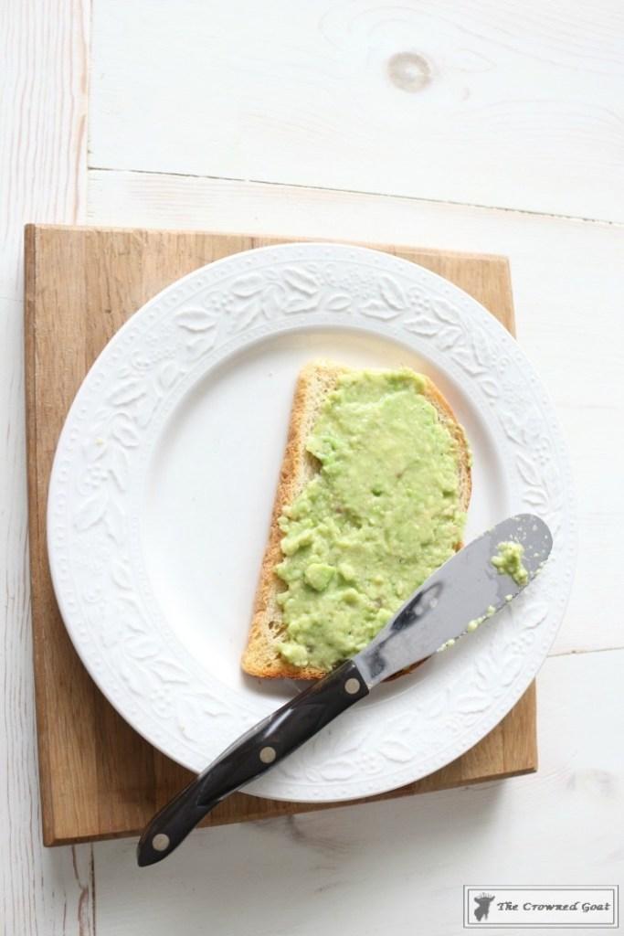 Open-Faced Breakfast Sandwich-6