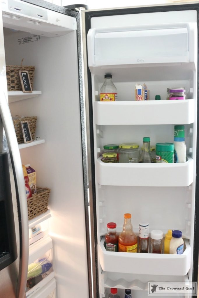 Organize-Your-Refrigerator-with-Baskets-8-683x1024 How to Use Baskets to Organize Your Refrigerator Organization