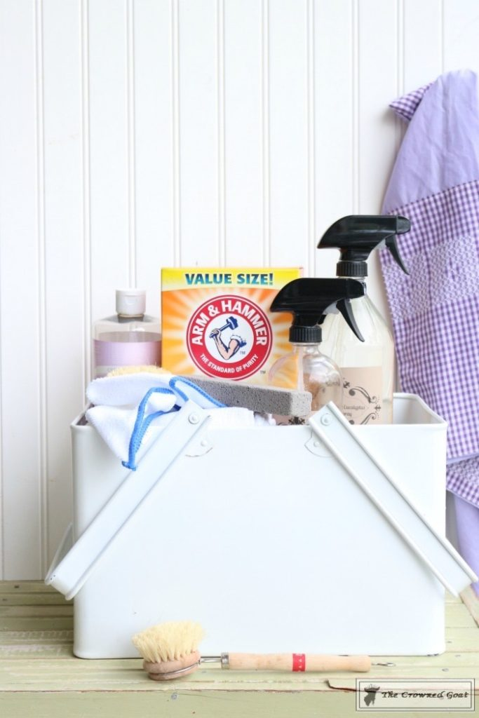 Weekly-Cleaning-Schedule-3-683x1024 Simple Cleaning Routines & Free Printables DIY Organization