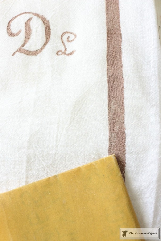 How to Make a Monogrammed Tea Towel-16