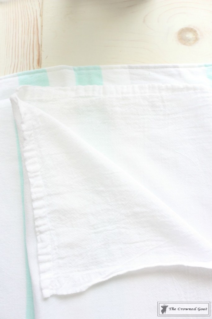How to Make a Monogrammed Tea Towel-4