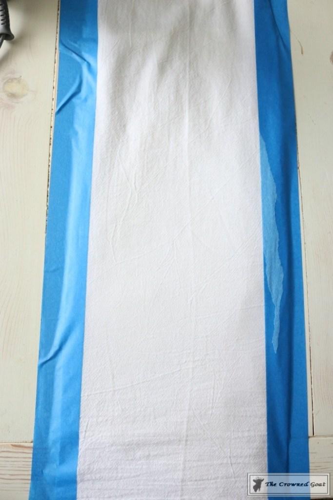 How to Make a Monogrammed Tea Towel-6