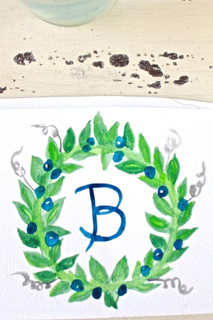 Watercolor-Wreath.-Easy-to-make-watercolor-wreath-16