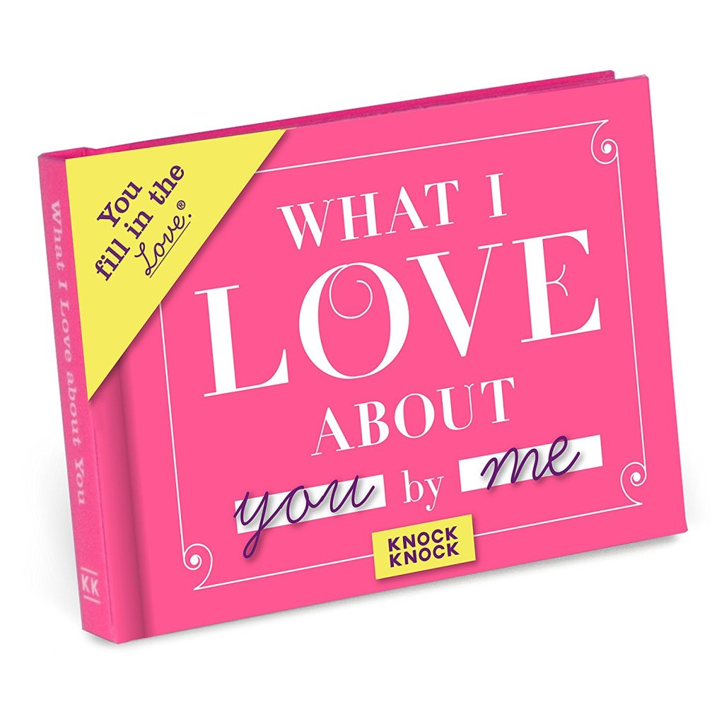 What I love about you book-4