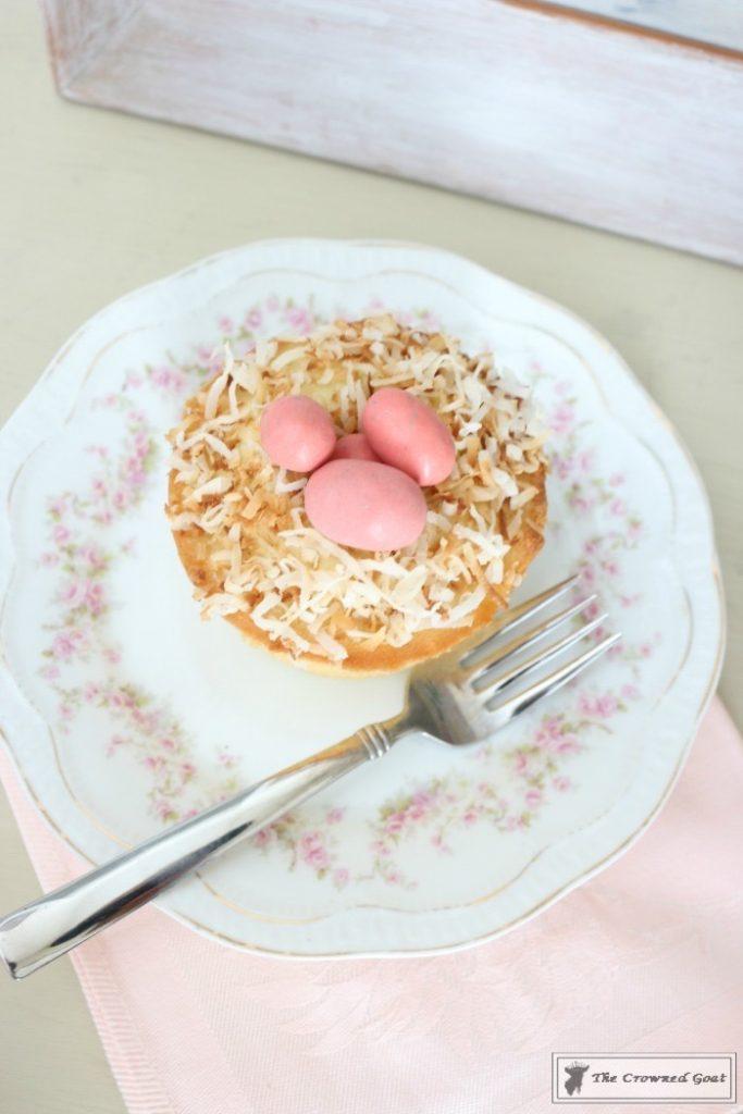 Coconut-Mini-Bundt-Cakes-15-683x1024 Spring Inspiration: Coconut Mini-Bundt Cakes Baking