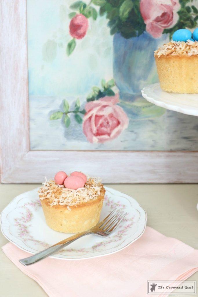 Coconut-Mini-Bundt-Cakes-16-683x1024 Spring Inspiration: Coconut Mini-Bundt Cakes Baking
