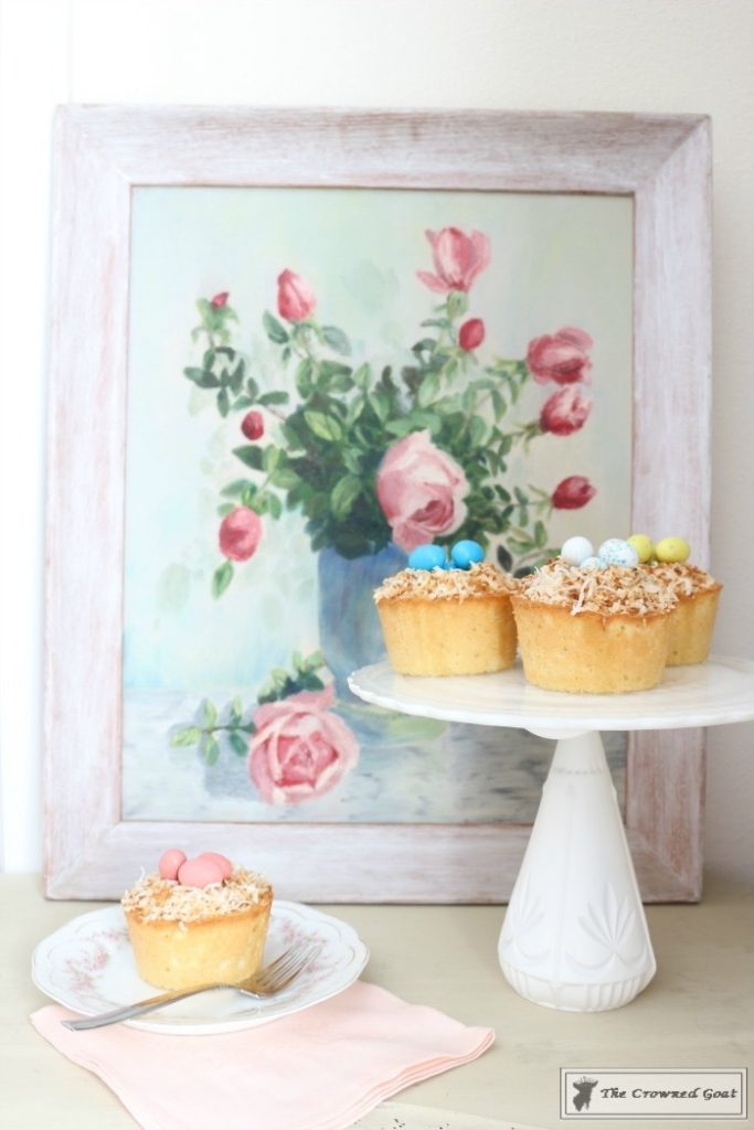 Coconut-Mini-Bundt-Cakes-18-683x1024 Spring Inspiration: Coconut Mini-Bundt Cakes Baking