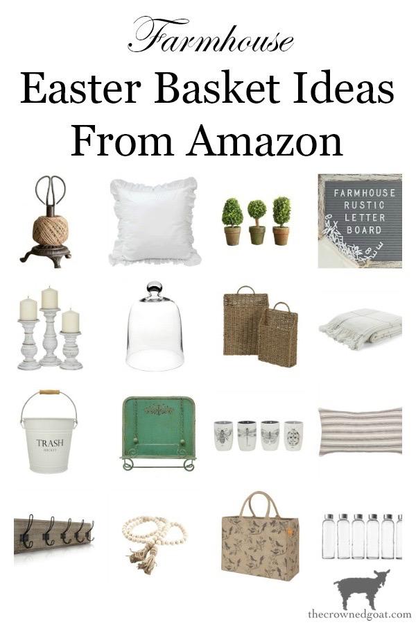 Farmhouse-Easter-Basket-Ideas-From-Amazon-The-Crowned-Goat-11 Farmhouse Easter Basket Ideas Holidays Spring