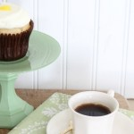Jadeite Inspired Cupcake Stands