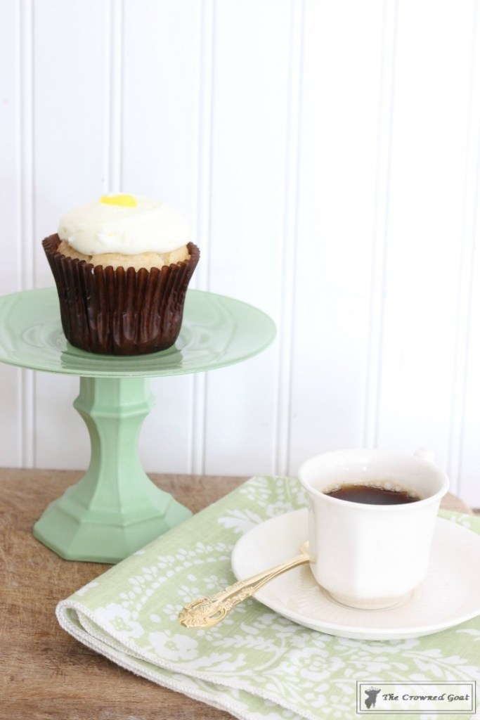 Faux Jadeite Cupcake Stands-3