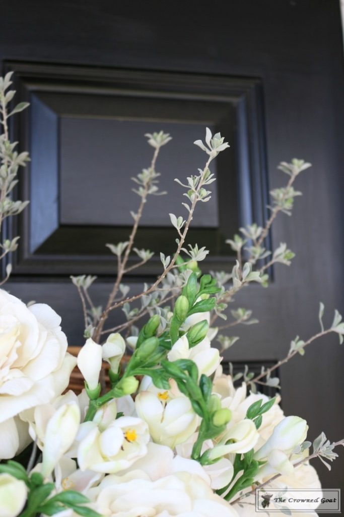 How-to-Make-a-Spring-Flower-Basket-12-683x1024 Spring Front Door Flower Basket DIY