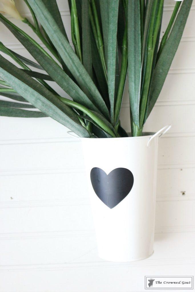 How-to-Make-a-Spring-Flower-Basket-5-683x1024 Spring Front Door Flower Basket DIY