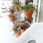 Spring Front Porch Tour