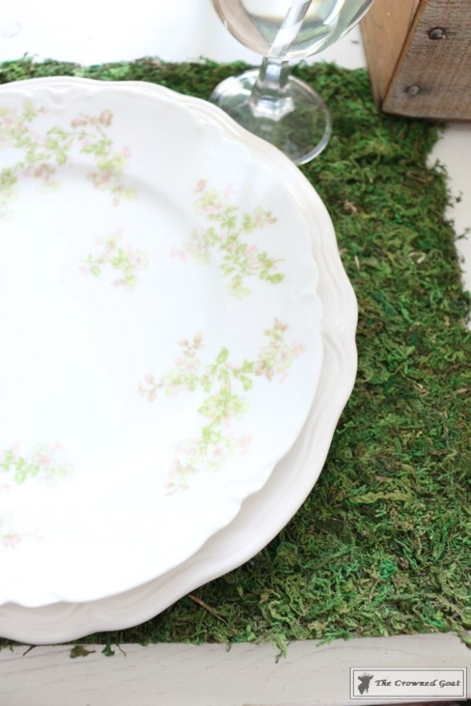 Spring-Inspired-Tablescape-8-683x1024 Spring Inspired Tablescape Decorating DIY Holidays