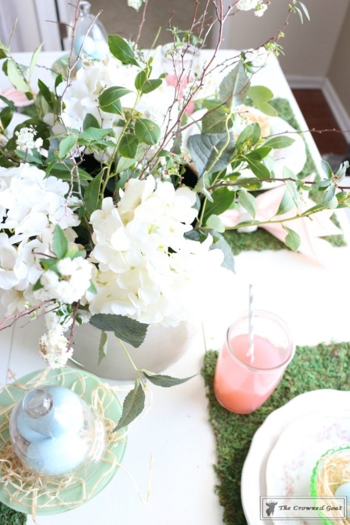 Colorful-Easter-Tablescape-5-683x1024 Colorful Easter Tablescape Decorating Holidays Spring