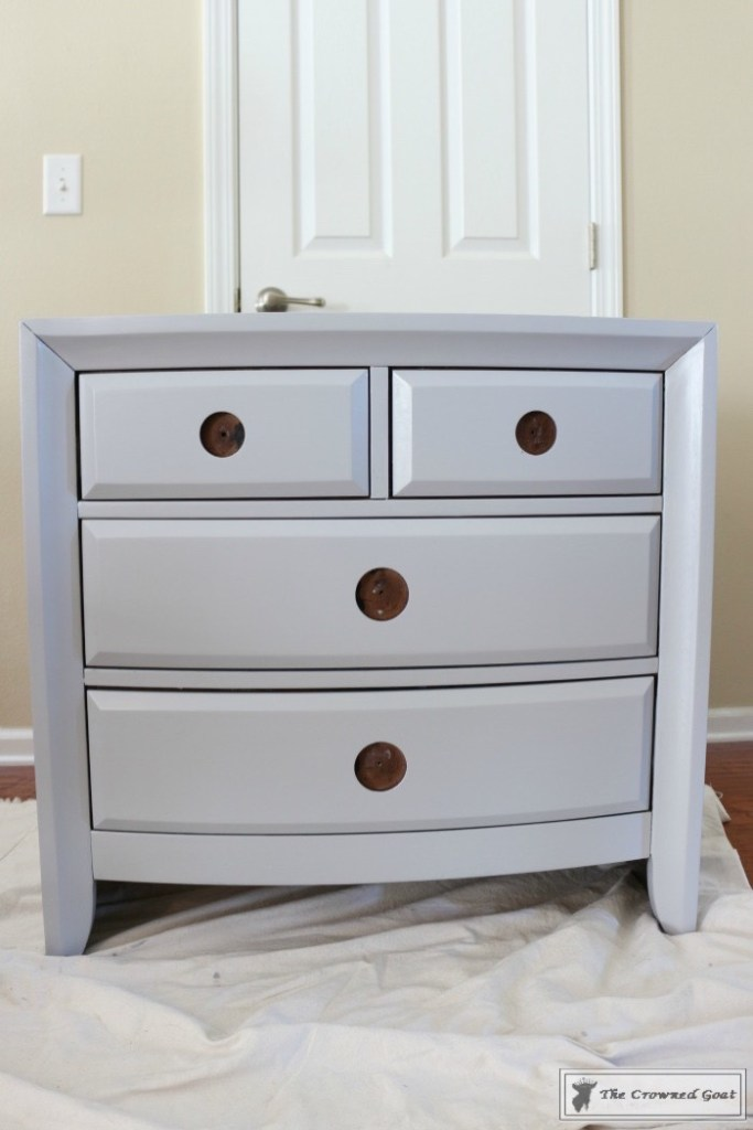 How-to-Weather-Furniture-with-Paint-4-683x1024 How to Give Furniture a Weathered Look with Paint DIY Painted Furniture