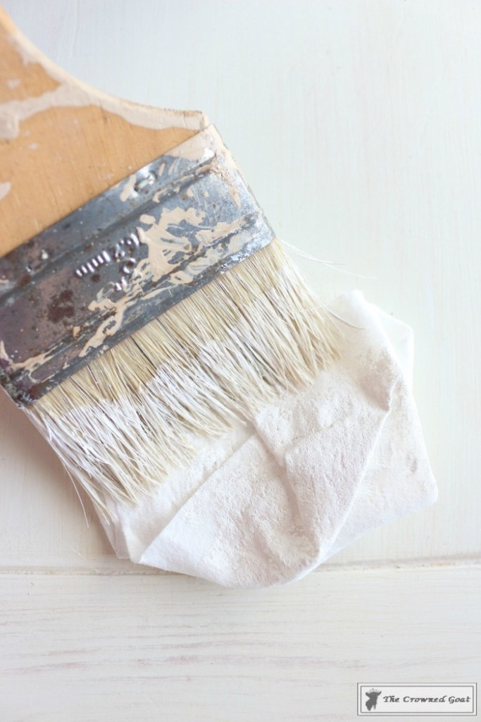 How-to-Weather-Furniture-with-Paint-6-683x1024 How to Give Furniture a Weathered Look with Paint DIY Painted Furniture