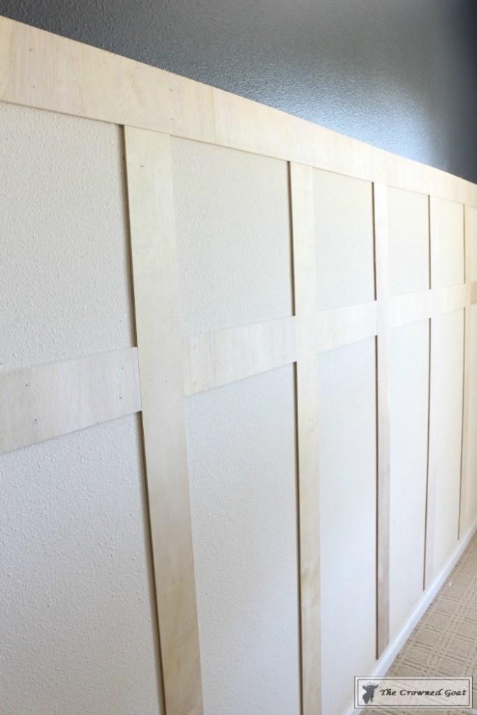 Installing Board and Batten-21