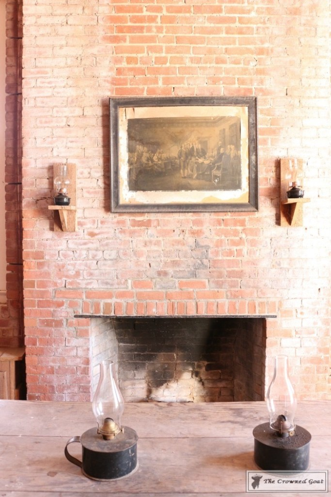 Decorating Secrets from Fort Clinch-11