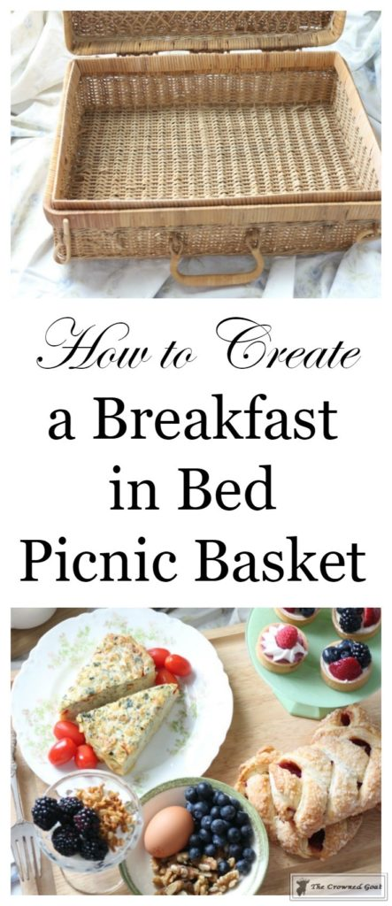 How-to-Create-a-Breakfast-in-Bed-Picnic-Basket-6-443x1024 Breakfast in Bed Picnic for Mother's Day Baking DIY Spring
