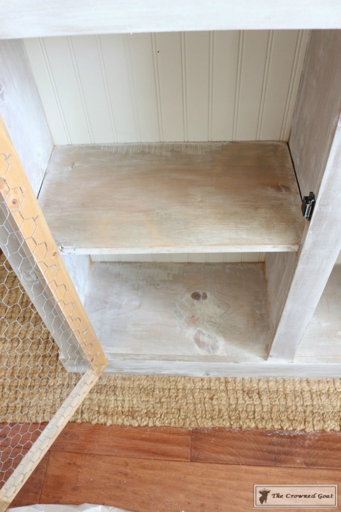 How to Whitewash Farmhouse Furniture-12