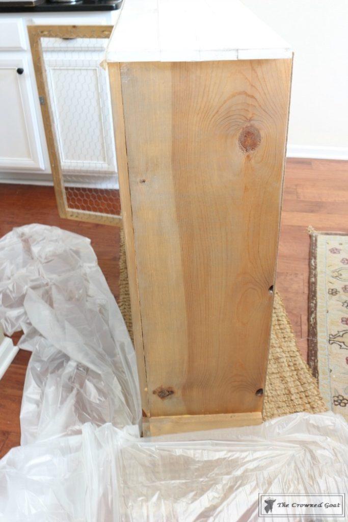How-to-Whitewash-Farmhouse-Furniture-3-683x1024 Adding Whitewash to Farmhouse Furniture Decorating DIY Painted Furniture