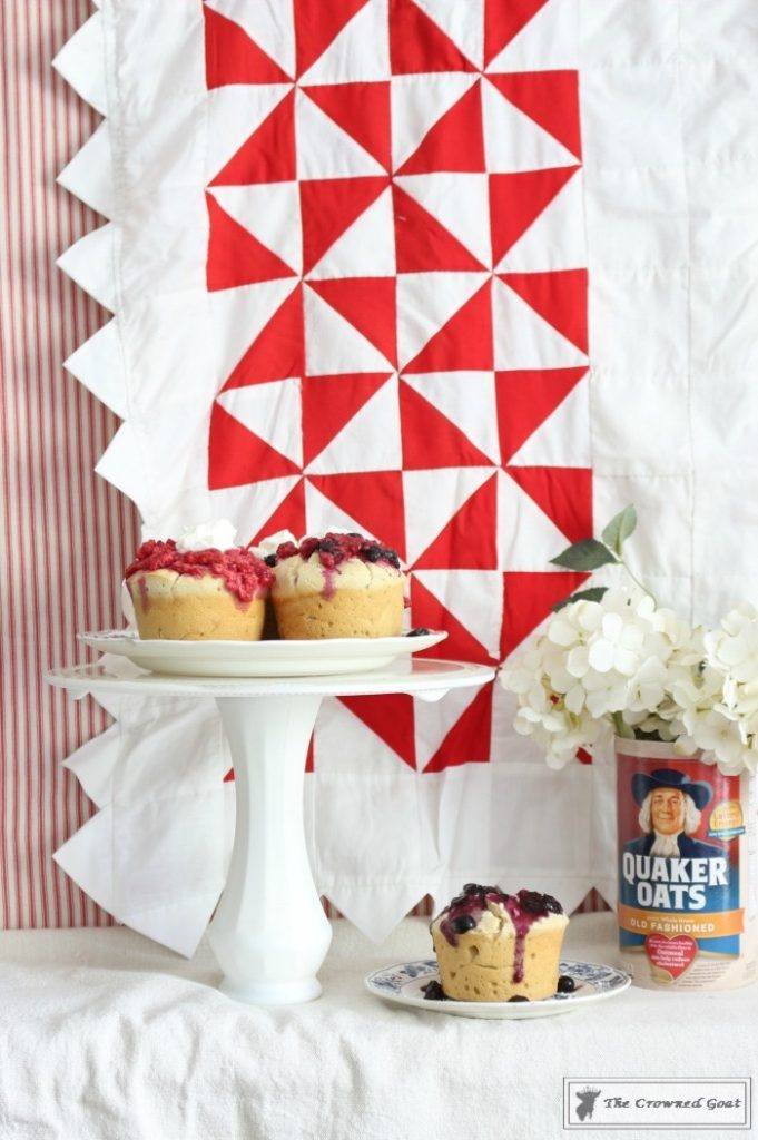 Mini Patriotic Bundt Cakes-11