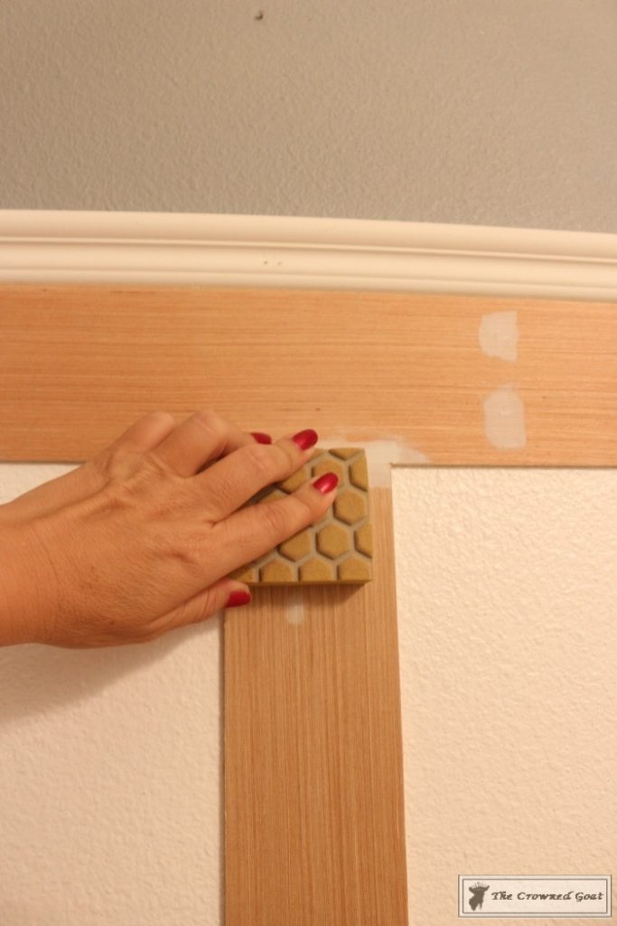 Adding-Board-and-Batten-to-the-Half-Bathroom-7-683x1024 Half-Bath Makeover Decorating DIY