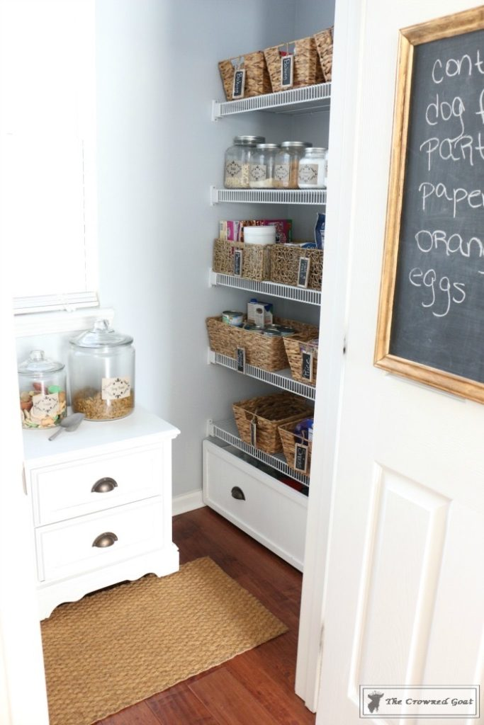 Easy-Ways-to-Keep-the-Kitchen-Clean-and-Organized-3-683x1024 11 Ways to Clean, Organize & Maintain Your Kitchen DIY Organization