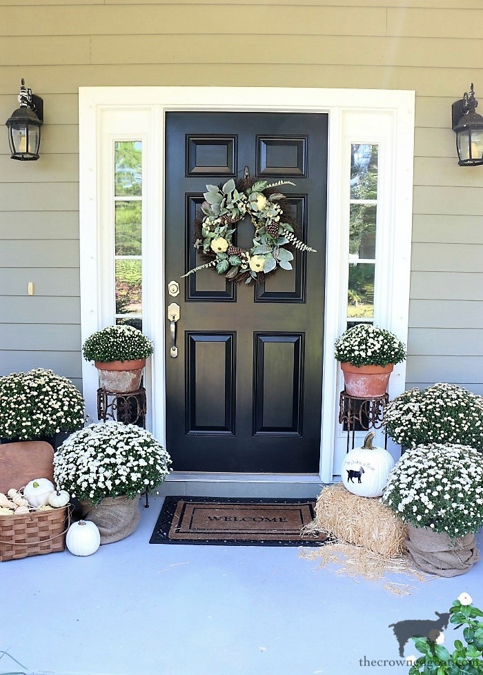 Fall-Wreaths-Autumn-Inspired-Door-Decor-The-Crowned-Goat-10 From the Front Porch From the Front Porch