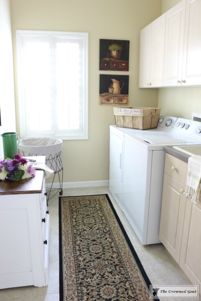French Country Laundry Room Makeover-6