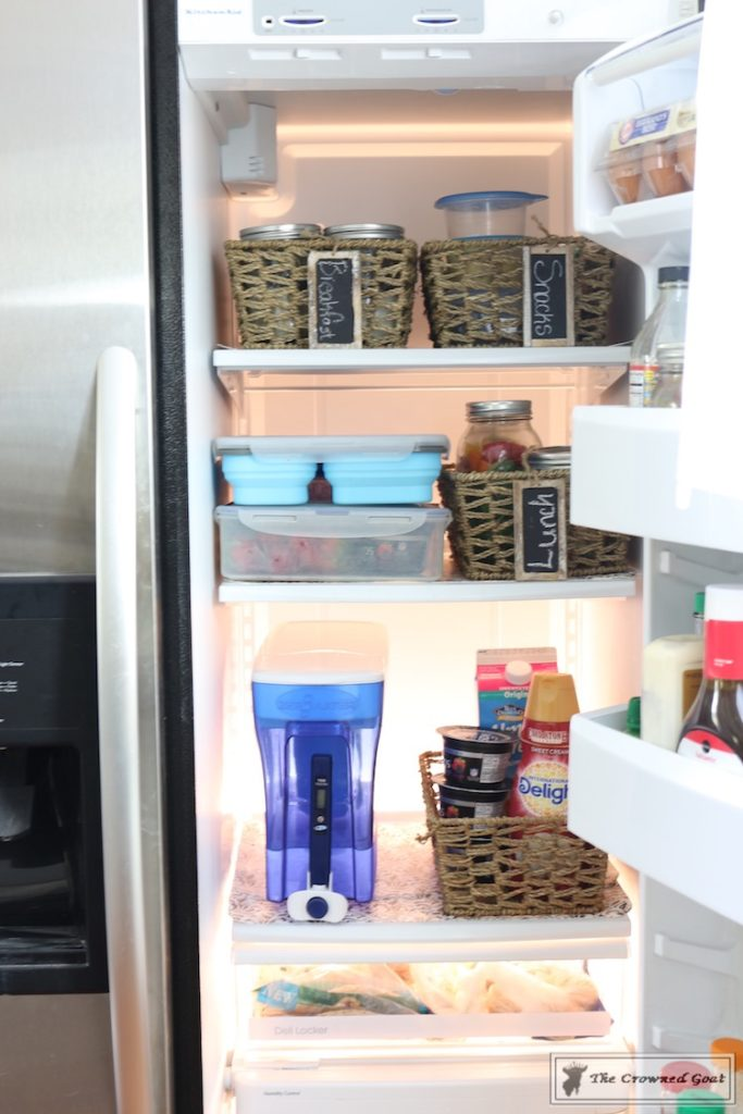 How-to-Make-a-Lunch-Station-at-Home-17-683x1024 How to Organize an Easy Lunch Station at Home DIY Organization